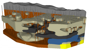 EnterVol Geology Lithologic Model